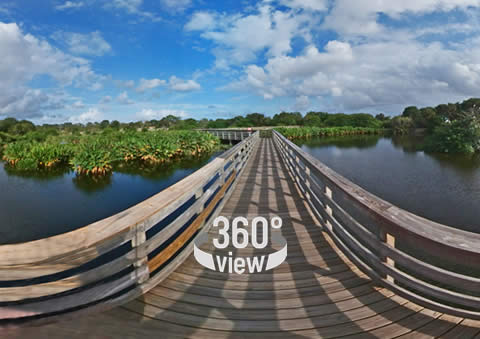 360 View of Parks